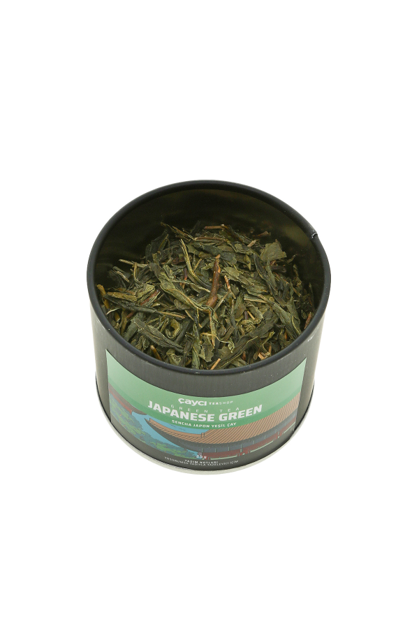 Japanese Green Tea 25g Teneke