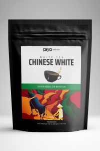 Chinese White Tea 250gr