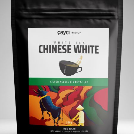 Chinese White Tea 250gr