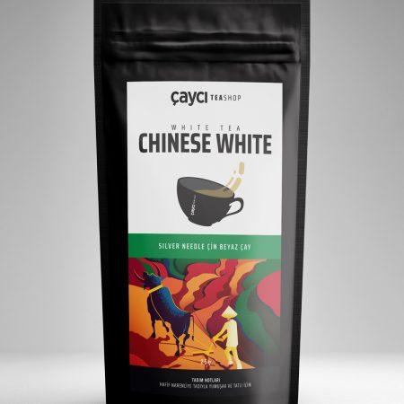 Chinese White Tea 25gr