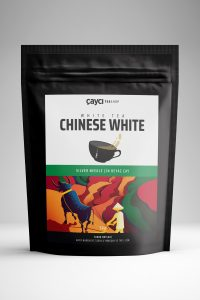 Chinese White Tea 50gr