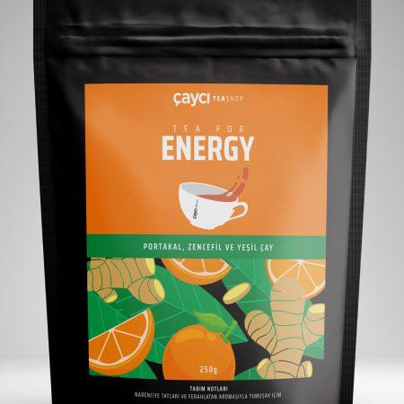 Tea For Energy 250gr