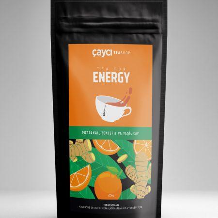 Tea For Energy 25gr