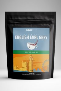 English Earl Grey Tea 250gr