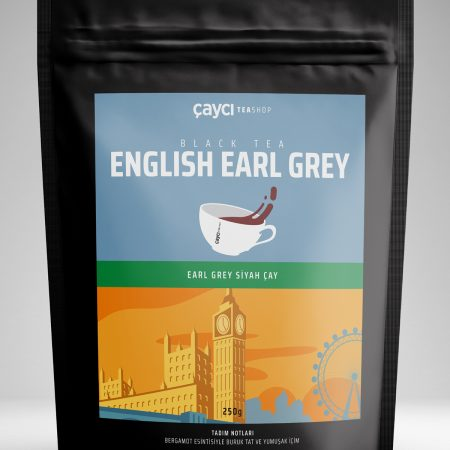 English Earl Grey Tea 250gr