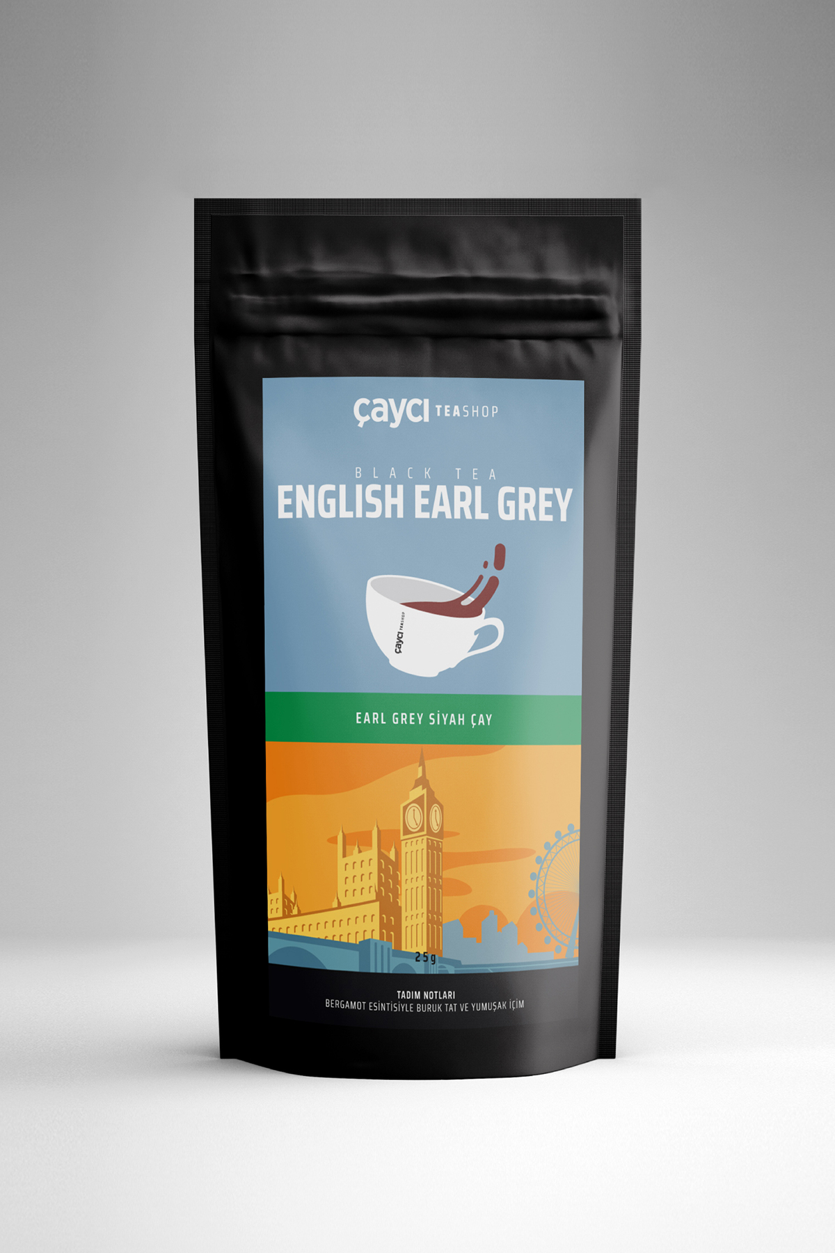 English Earl Grey Tea 25gr