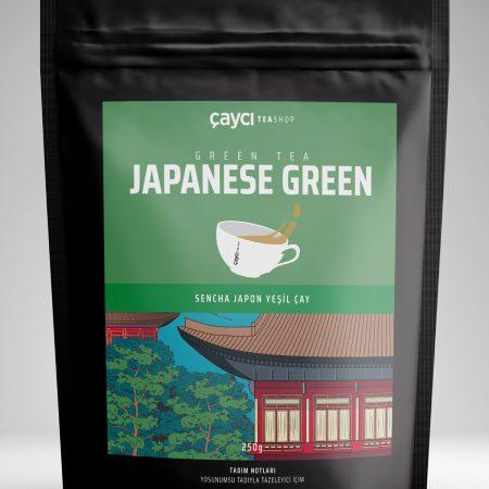 Japanese Green Tea 250gr