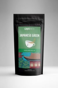 Japanese Green Tea 25gr