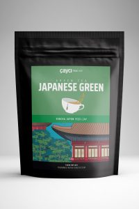 Japanese Green Tea 50gr