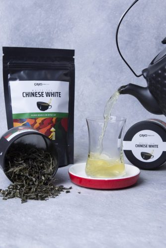 Chinese White Tea 250g