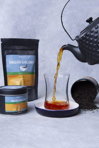 English Earl Grey Tea 250g