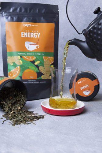 Tea For Energy 250g