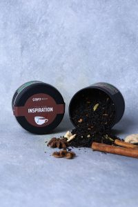 Tea For Inspiration 25g Teneke