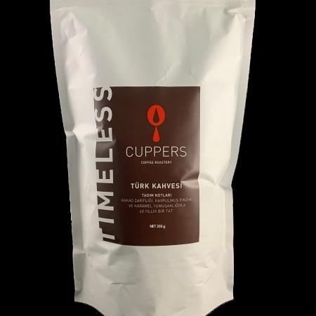 Cuppers Türk Kahvesi 250 gr
