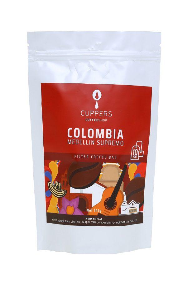Coffee Bag Kahve 140 g %100 Arabica