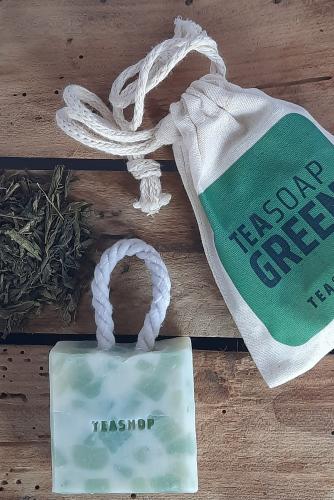 Tea Soap Green Yeşil Çay