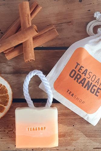 Tea Soap Orange Portakal ve Tarçın